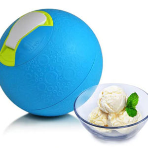 Soft shell Ice Cream Ball